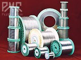 Wires Tungsten W-Re - Manufacturing and delivering metals. RedMetSplav LLC Yekaterinburg
